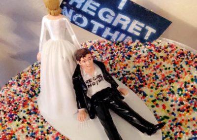 MikeJ's Wedding Cake Topper