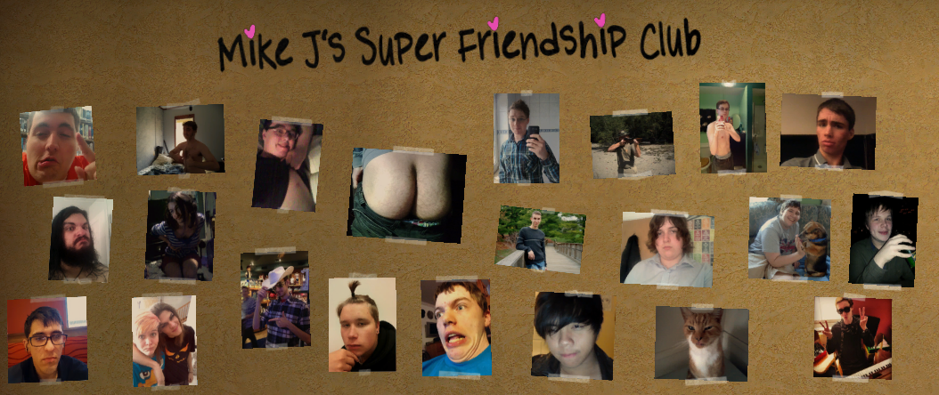 Now is your chance to get on MikeJ's Super Friendship Club Wall in POSTAL 4!